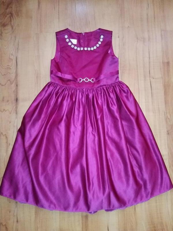 Элегантное пышное платье 👗 на 6-7 леь