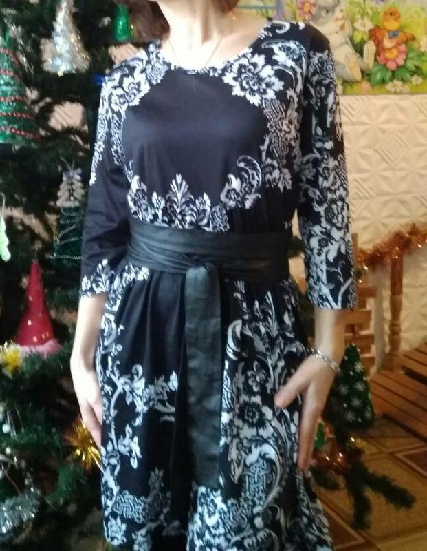 Лёгкое платье размер универсальный