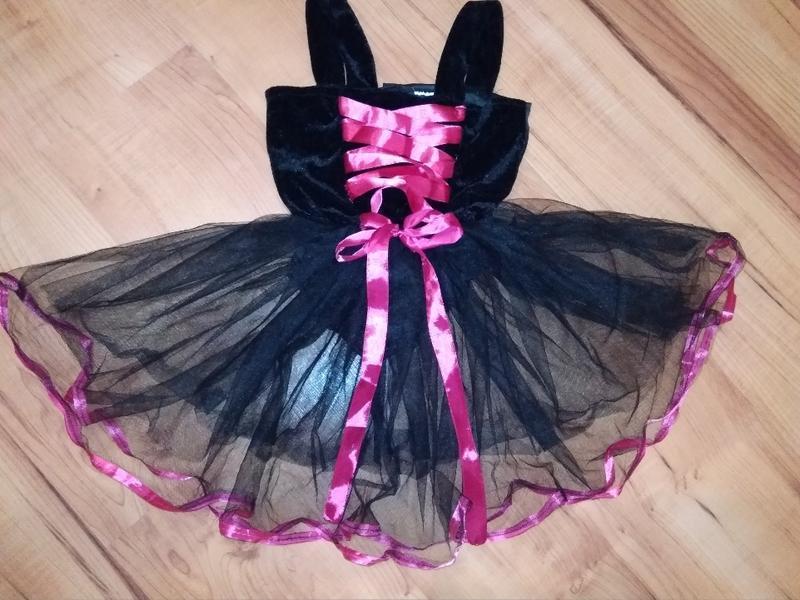 Платье-бодик для танцев на 4-6 лет