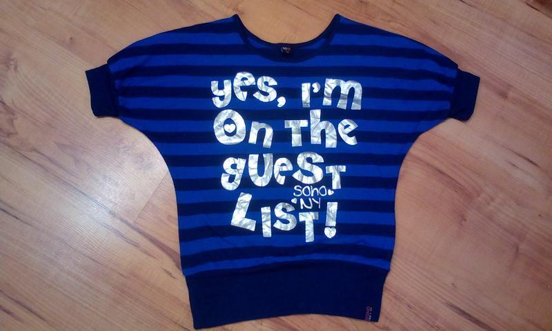 Модная футболка на 8-10 лет
