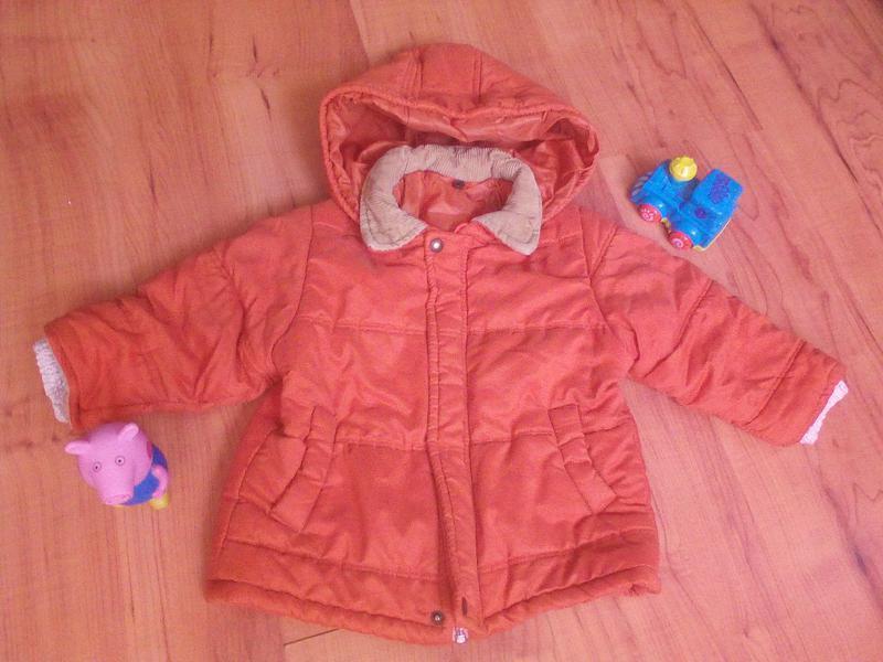Курточка демисезонная на 1-3 годика