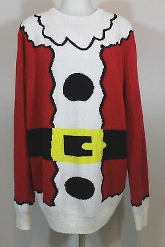 Рождественский, новогодний свитер , джемпер санта клаус  🎅