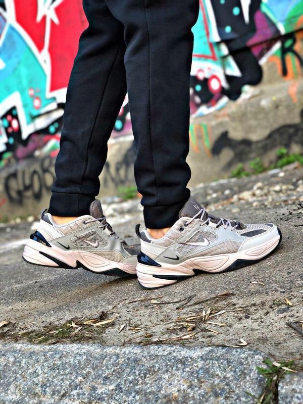 Nike м2к tekno - Фото 8
