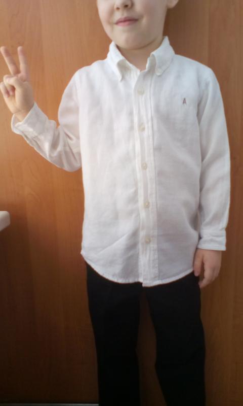 Классная рубашка,сорочка на 5 лет