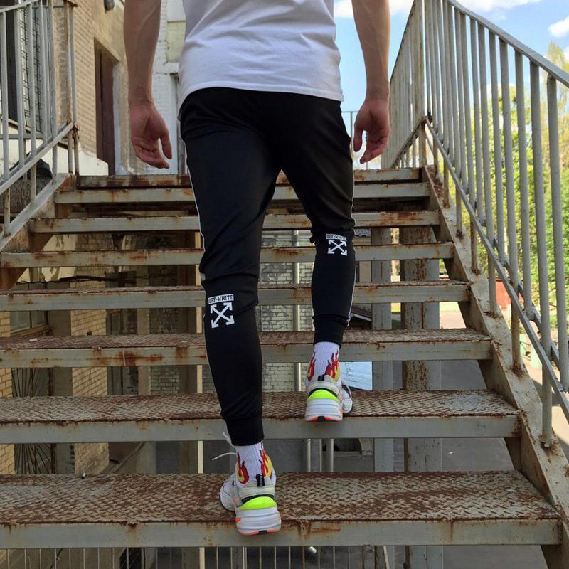 Спортивные штаны OFF WHITE - Фото 2