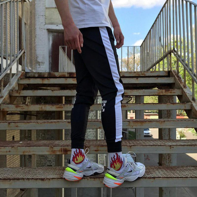 Спортивные штаны OFF WHITE - Фото 4