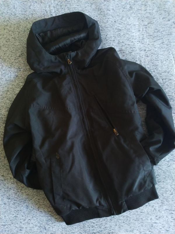 Куртка. 11-13 лет. демисезонная. пилот