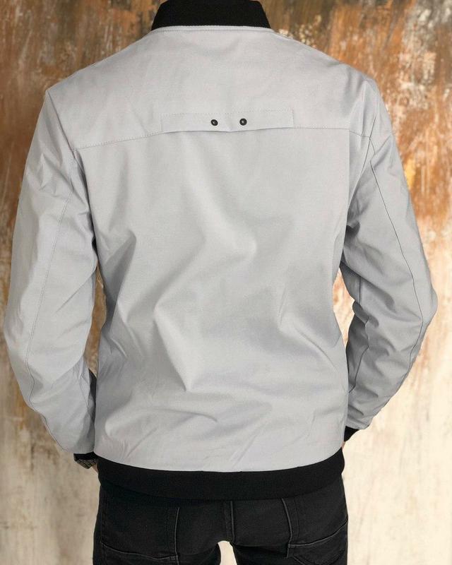 Мужская демисезонная куртка,ветровка,бомбер - Фото 2
