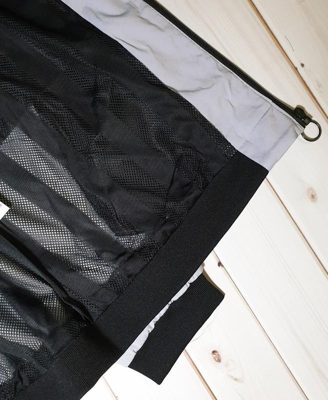 Мужская демисезонная куртка,ветровка,бомбер - Фото 5