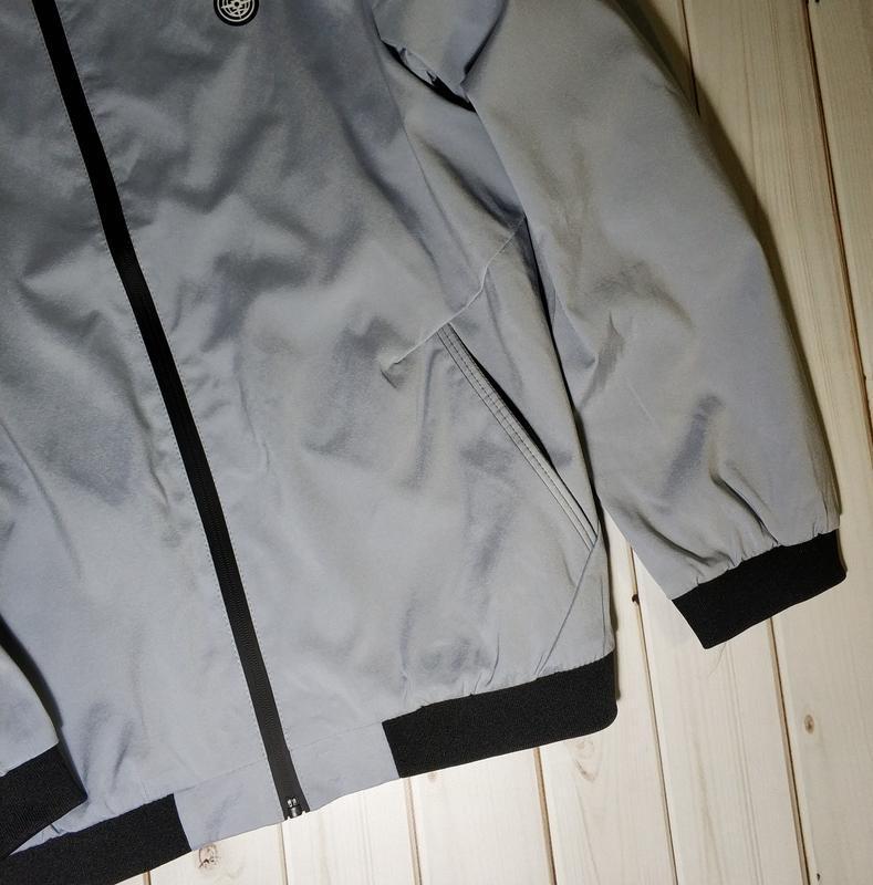 Мужская демисезонная куртка,ветровка,бомбер - Фото 7