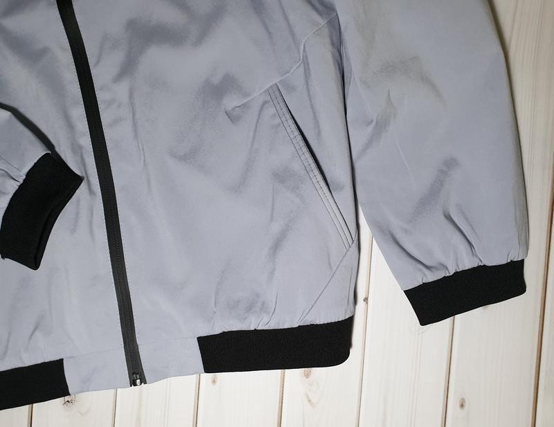 Мужская демисезонная куртка,ветровка,бомбер - Фото 8