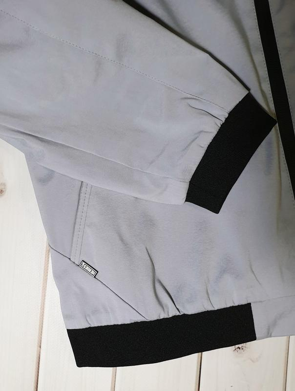 Мужская демисезонная куртка,ветровка,бомбер - Фото 10