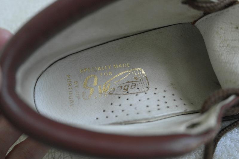 Кожаные ботинки ботиночки демисезон - Фото 3