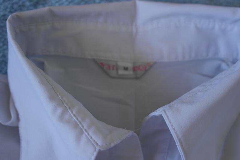 Белая рубашка, блуза - Фото 3