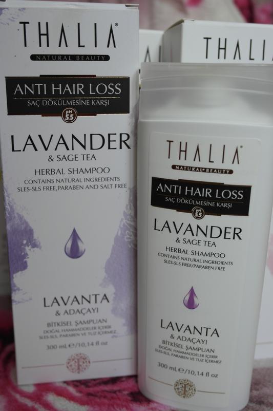 Шампунь против выпадения волос thalia, турция - Фото 2