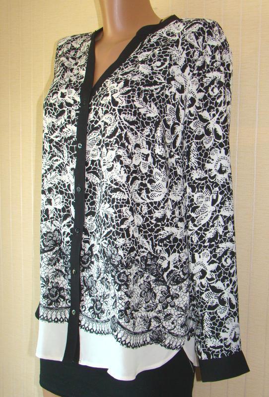 Блузка женская нарядная m&s marks & spencer