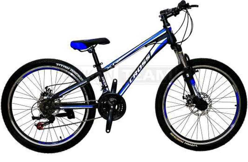 """Велосипед горный 24"""" """"CROSS"""" - Фото 2"""