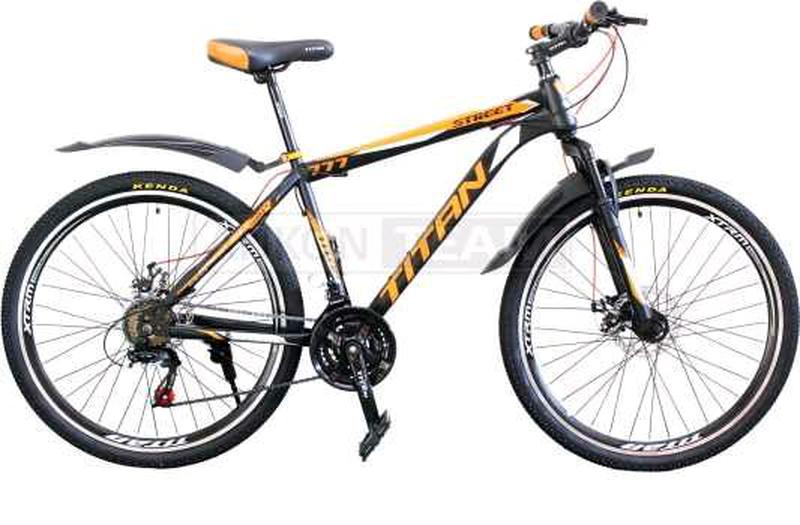 """Велосипед горный 26"""" """"TITAN"""" #STREET - Фото 3"""