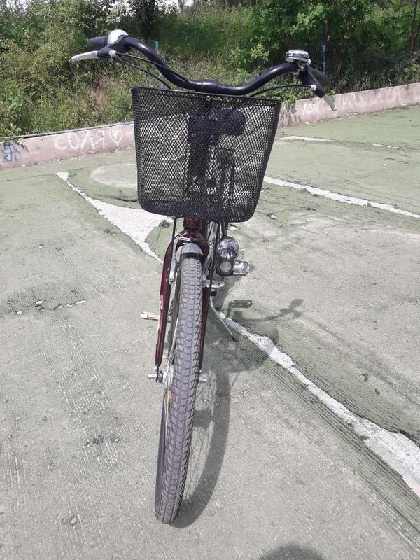 Велосипед дамский женский с Германии на Nexus 7 колесо 26. - Фото 5