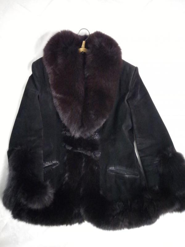 Натуральная куртка,дубленка,шубка - Фото 2
