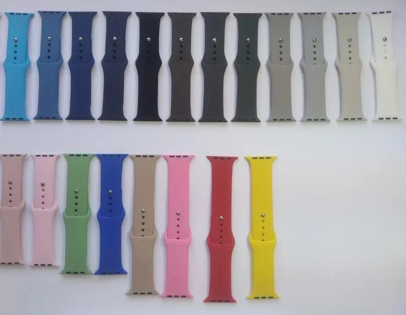 Ремешок Apple Watch/AppleWatch/iwatch/эпл вотч 38/40/42/44 мм - Фото 5