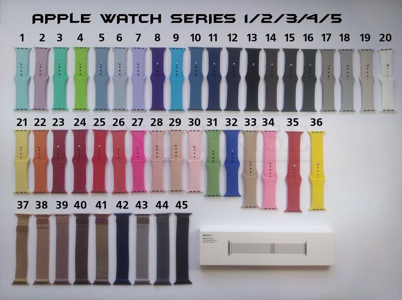 Ремешок Apple Watch/AppleWatch/iwatch/эпл вотч 38/40/42/44 - Фото 6