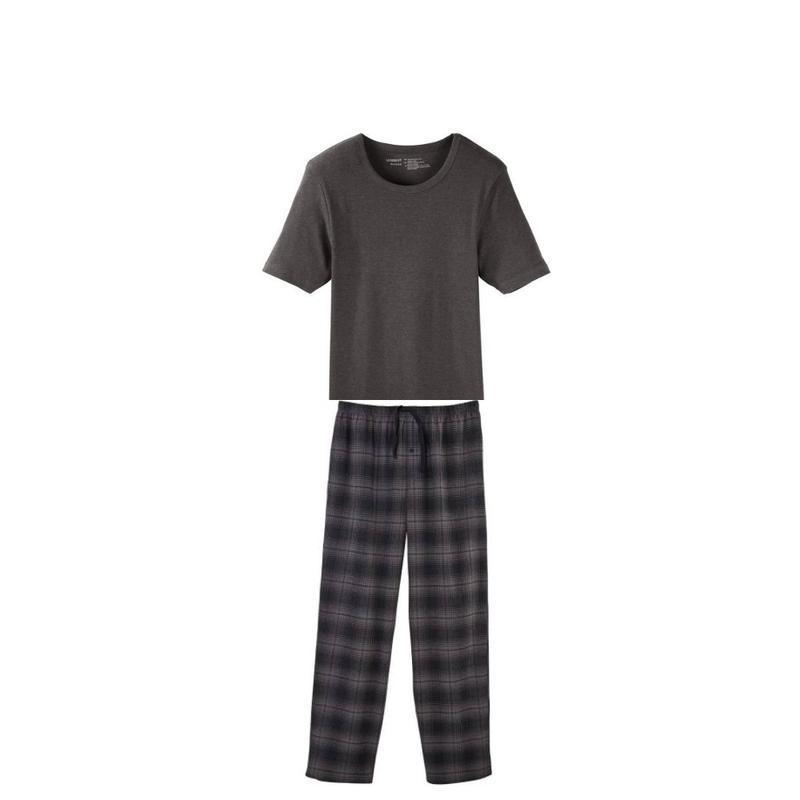 Мужская пижама домашний костюм livergy германия, футболка штан...