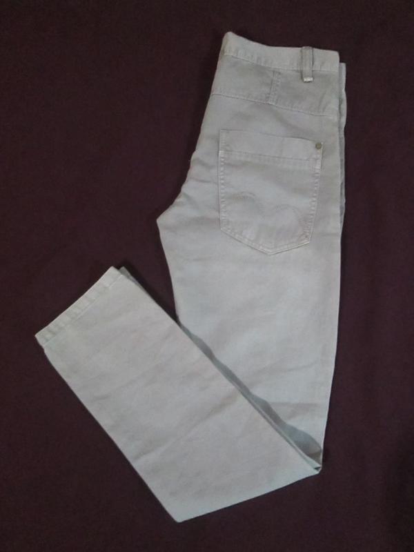 Крутые брюки узкачи тakko fashion германия, штаны треккиновые - Фото 2