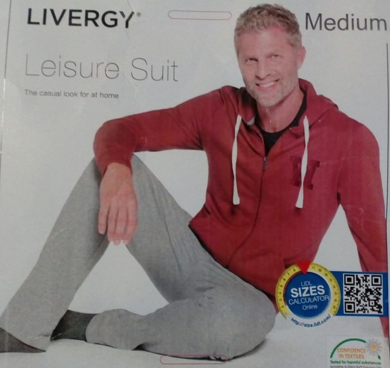 Мужской спортивный или домашний костюм, двунить, livergy герма... - Фото 2