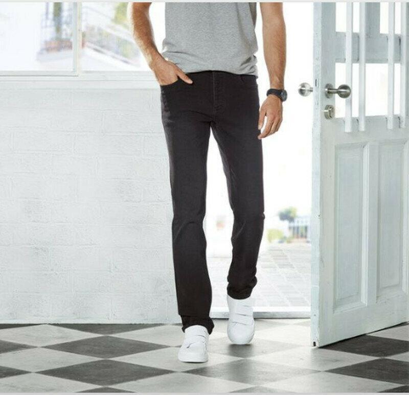 Мужские джинсы modern straight fit от livergy германия