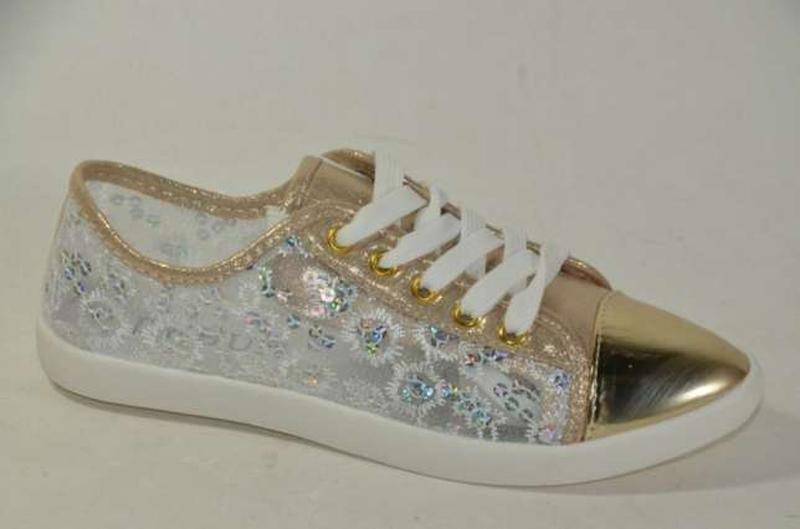 Летние ажурные лоферы, кеды, мокасины, туфли со шнурками - Фото 2