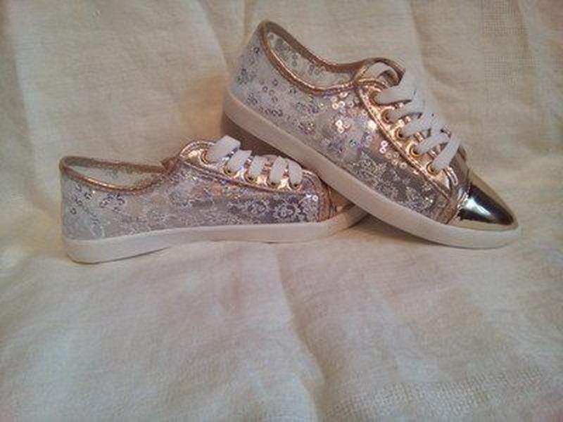 Летние ажурные лоферы, кеды, мокасины, туфли со шнурками - Фото 4
