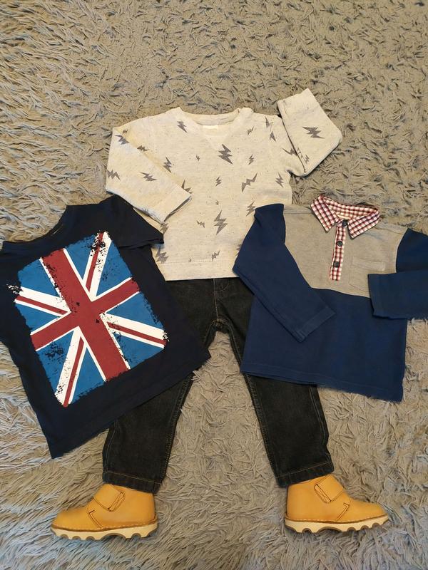 Продам набір одягу для хлопчика