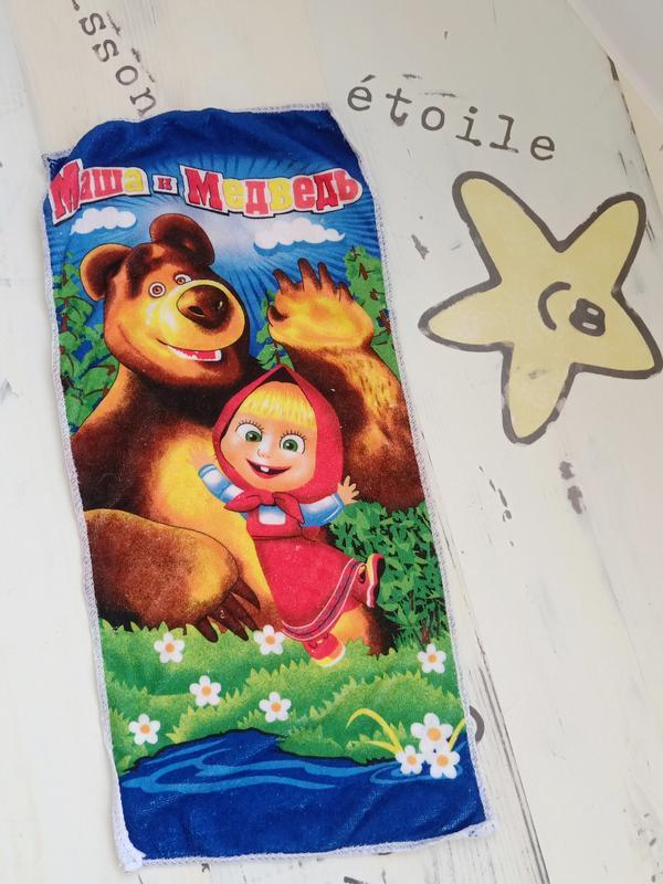 🐻полотенце🐻 маша и медведь