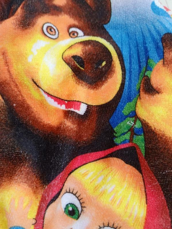 🐻полотенце🐻 маша и медведь - Фото 2