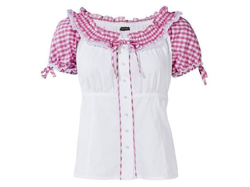 Красивая хлопковая блуза esmara германия