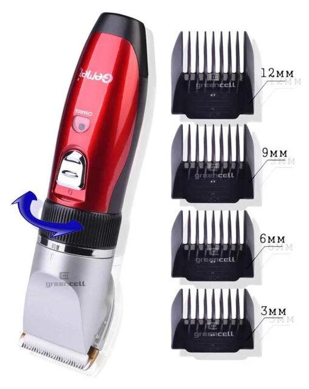Машинка для стрижки волос Gemei GM-6001