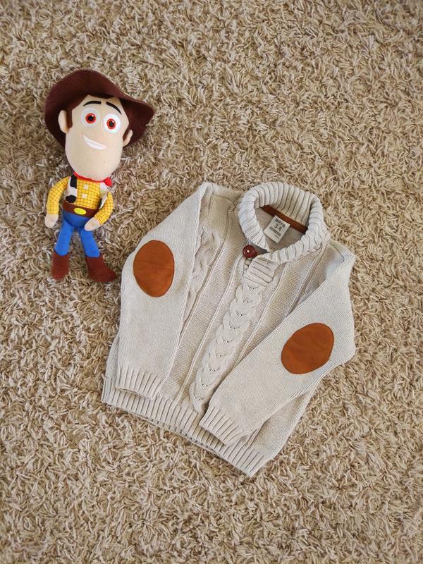 Джемпер кофта свитер пуловер 3-4 года, 98-104 см.