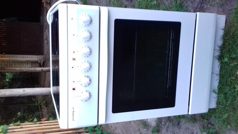Електро плита Privileg 6550