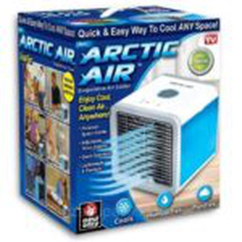 Портативный кондиционер 4в1 Rovus Arctic, охладитель-увлажнитель - Фото 3