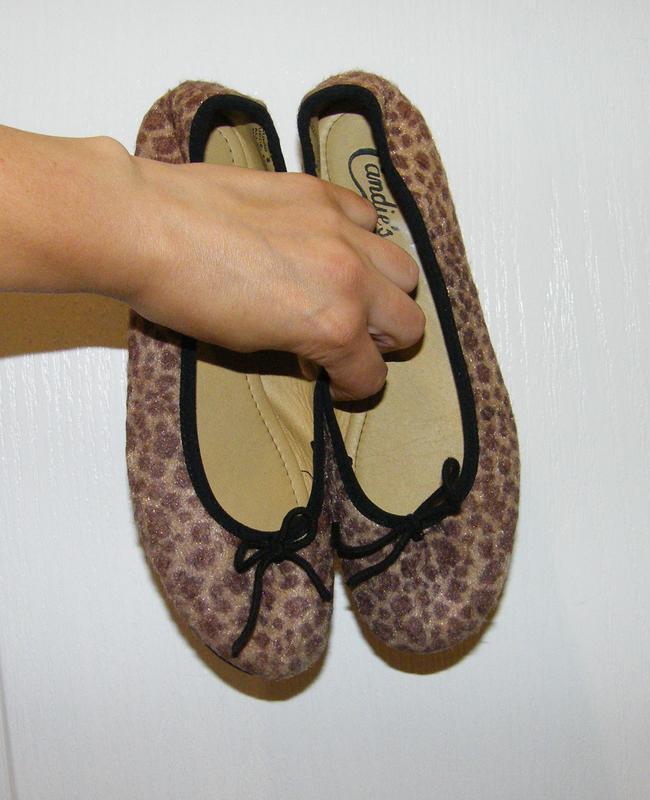 Балетки (туфли), размер 37-37,5