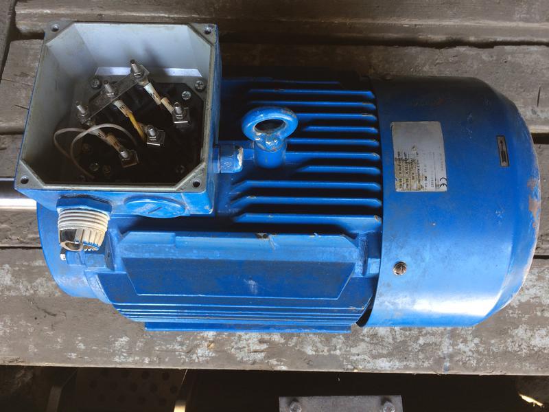 Электродвигатель 18,5 квт, 3000 об