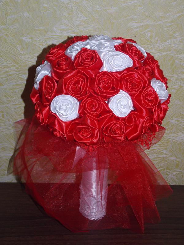 Букеты розы  ручной работы hand made - Фото 5