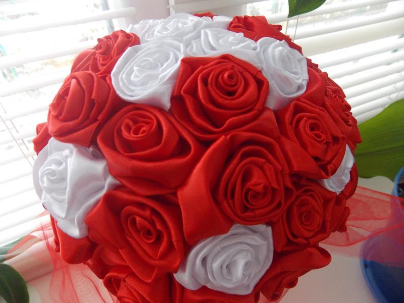 Букеты розы  ручной работы hand made - Фото 8