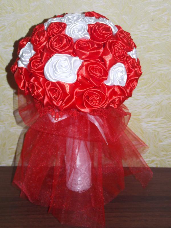 Букеты розы  ручной работы hand made - Фото 9