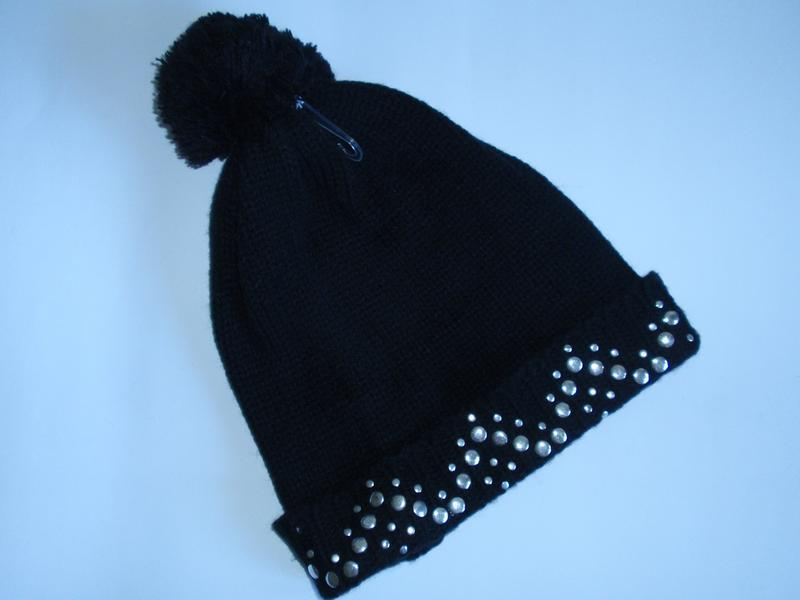 Красивая шапка для девочки подростковая бренд kiabi - франция