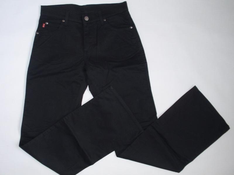 Брюки джинсы женские прямого кроя немецкого бренда mustang р. ...