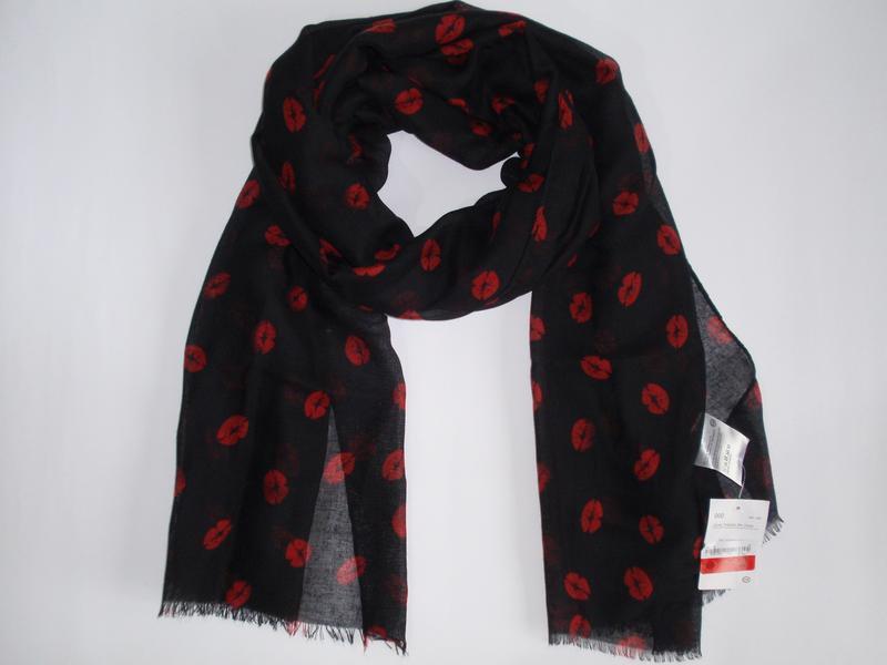 Чудесный легкий шарф шарфик женский accessoires c&a, германия