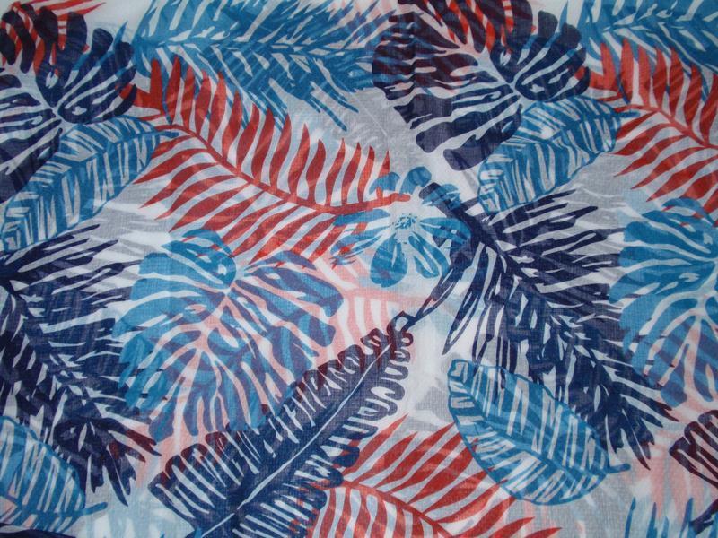 Очаровательный яркий шарф палантин accessoires c&a, германия