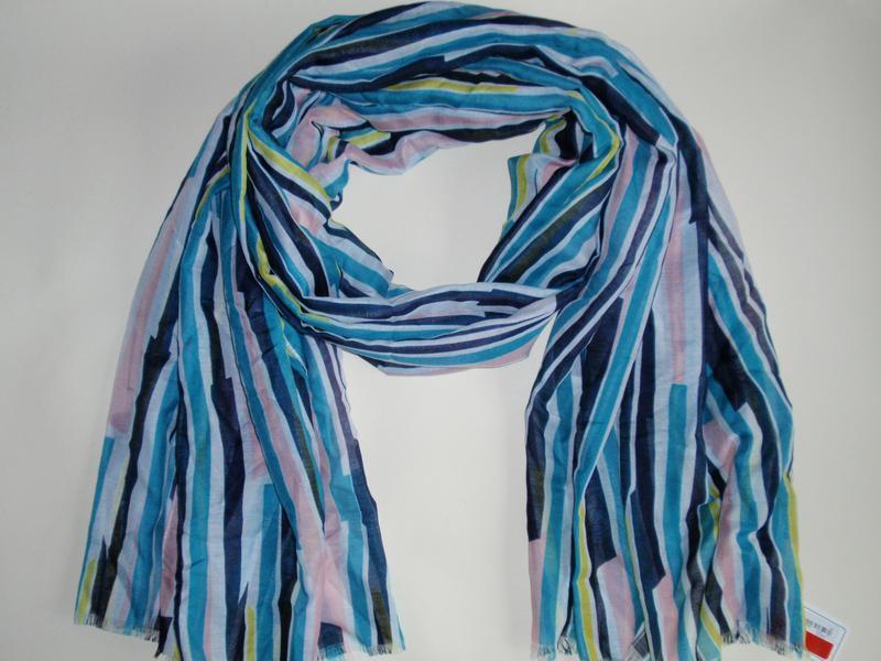 Очень красивый шарф палантин клетка accessoires c&a, германия